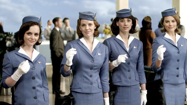 Sie schreiben Geschichte und dürfen auf dem Jungfernflug des neusten Flugzeug...