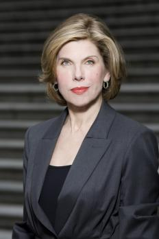 Good Wife - (1. Staffel) - Diane Lockhart (Christine Baranski) ist die beste Prozessanwältin der Chicagoer Anwaltsfirma ... © CBS Studios Inc. All Rights Reserved.