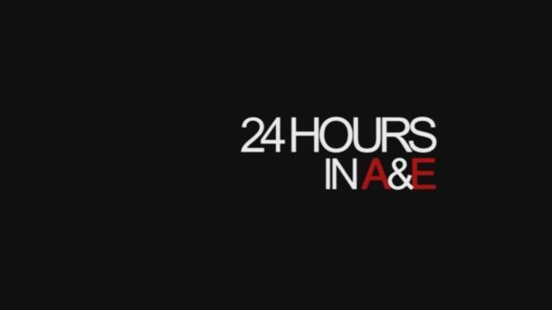 24 Stunden Notaufnahme - 24 HOURS IN A&E - Logo - Bildquelle: Sixx / Shin...
